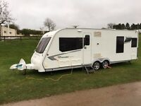 2011 ELDDIS CRUSADER SUPER SIROCCO 35TH EDITION WITH IDC (ANTI SNAKING SYSTEM)