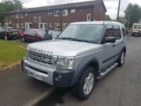 Discovery 3 S 2006 Silver 2.7l, 7 Seater, Very excellent condition, Long MOT