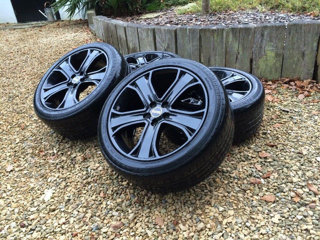 """20"""" Range Rover Sport alloy wheels. Genuine Landrover OEM."""