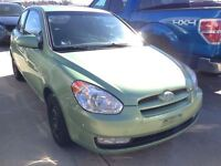 2009 Hyundai Accent GL Mississauga / Peel Region Toronto (GTA) Preview