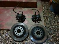 Audi rs4 b5 rear brakes for sale  Kinross, Perth and Kinross