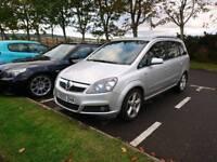 Vauxhall Zafira 1.9tdci 107k