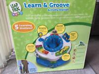 LEARN N GROOVE ACTIVITY STATION