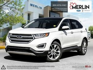 2016 Ford Edge Titanium CERTIFIED PREOWNED