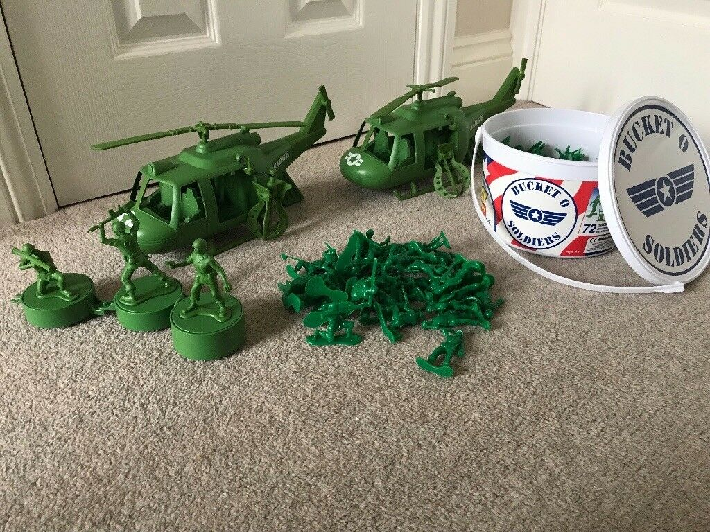 Toy Story Soldiers