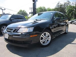 2006 Saab 9-3 2.0T WAGON ~ LEATHER ~ AUTOMATIC !!!!