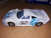 Scalextric Porsche - no box spoiler missing £5