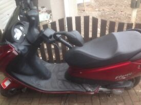 Moped spares or repairs