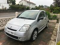 Citroen C2 Cool 1.1i 82,000 Miles - Runner / Spares or Repair