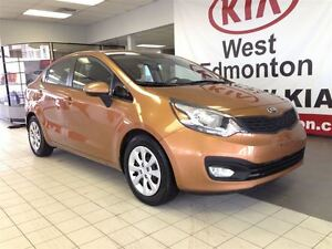 2013 Kia Rio LX+ 1.6L Auto - Pre-Owned Vehicle Blowout!!