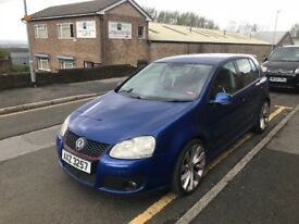 Vw golf mk5 gti rep