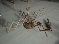 Wooden Umbrella Yarn winder