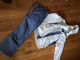 Ski jacket & salopettes