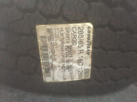 285/65 16 goodyear brand new tyre for sale