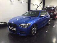 BMW M135i - Estoril Blue - AUTO - Low Mileage