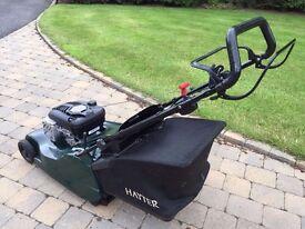 Hayter Harrier 56 Lawnmower Self Propelled Hedge Strimmer Lawn Trimmer Roller Mower Not Honda Garden