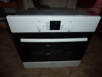 BOSCH INTERGRAL COOKER HARDLY USED AS NEW