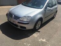 Volkswagen Golf 2005 diesel very cheap £1100ono