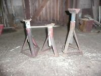 axle stands 3