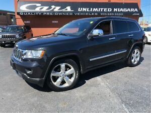 2012 Jeep Grand Cherokee Overland | NAVI | PANO | CAMERA | 1 OWN