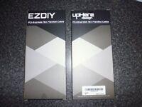 2 Easydiy PCI Express 16x Riser Cards