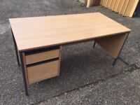Office Desk with Drawers for Sale . £35