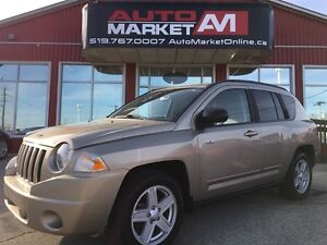 2010 Jeep Compass Sport/North, ALLOYS, VERY CLEAN