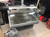Food display fridge