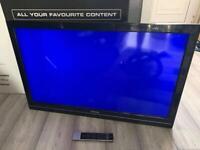 "Toshiba 40"" flat screen TV"
