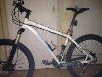 Specialized hard tail mountain bike