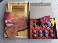 Brand New Chinese Tea Set