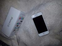 iPhone 5S 16gb silver on EE
