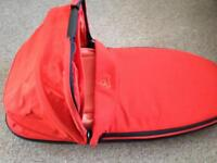 Baby carrycot