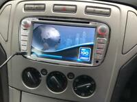 Car stereo, navigation, bluetooth, mp3 with warranty, Ford mk4