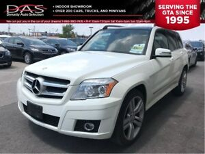 2011 Mercedes-Benz GLK-Class GLK350 4MATIC LEATHER/PANORAMIC ROO