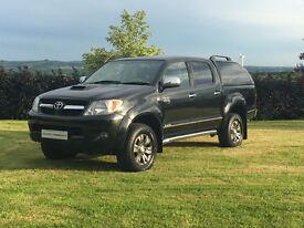 Toyota Hilux Invincible 3.0