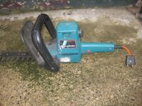 black and decker hedge trimmer gs400e electric cutter pruner clippers