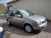 Seat Arosa 1.0, Full Year MOT, Brand New Full Exhaust Including Cat, 3 Months Warranty