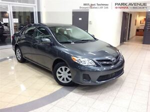 2013 Toyota Corolla *AIR CLIMATISEE* 1 PROPRIO *