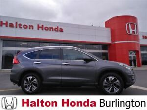 2015 Honda CR-V TOURING|ACCIDENT FREE|ONE OWNER