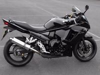 Suzuki GSX 650 F low miles PX any bike and delivery possible