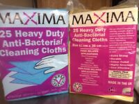 Anti -Bacterial Cleaning Cloths