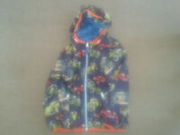 Boys' raincoat 4 to 5 years old