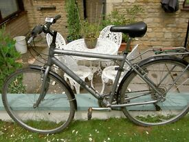 """Raleigh Park avenue.21""""Gents bicycle"""