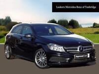 Mercedes-Benz A Class A180 CDI BLUEEFFICIENCY AMG SPORT (black) 2015-05-15