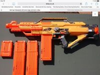 Nerf Stampede Gun