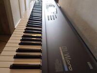 Korg O1/W Pro 76 keys vintage synthesizer