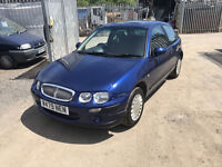ROVER 25 1.4 12 MTHS MOT NEW BRAKES AND EXHAUST CHEAP RUNAROUND