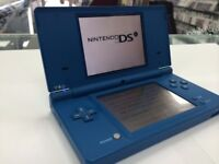 Used Nintendo DSi - Blue - Other colours available - can be swapped in store