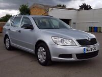 *2013 SKODA OCTAVIA*3 MONTHS WARRANTY*AA MECHANICAL REPORT*WARRANTED LOW MILEAGE*